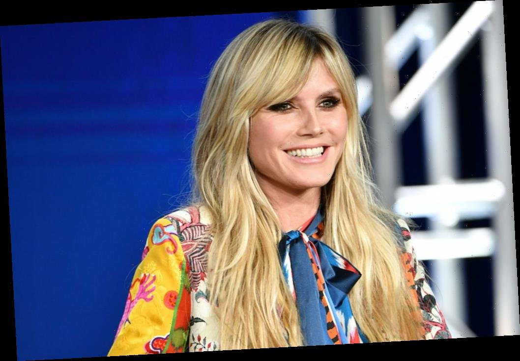 Heidi Klum Says She Had an 'Amazing Experience' on 'America's Got Talent' in Response to Gabrielle Union's Firing