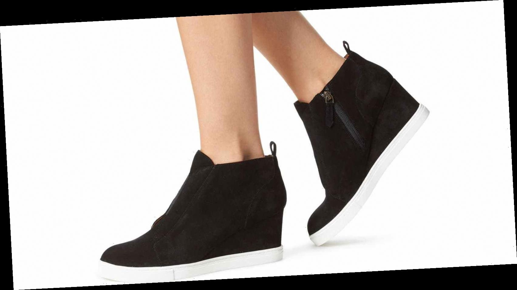 Our Favorite Wedge Booties Are Now Available in Stylish Winter Colors