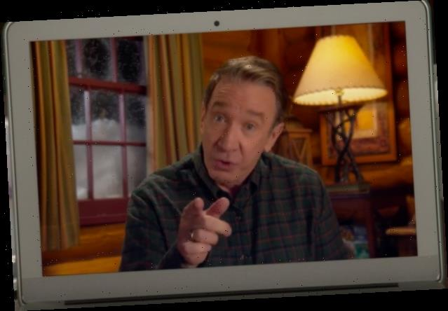 'Last Man Standing': There's Like 5 Feet of Snow Outside – But Mike's FaceTime Works Perfectly (Exclusive Video)