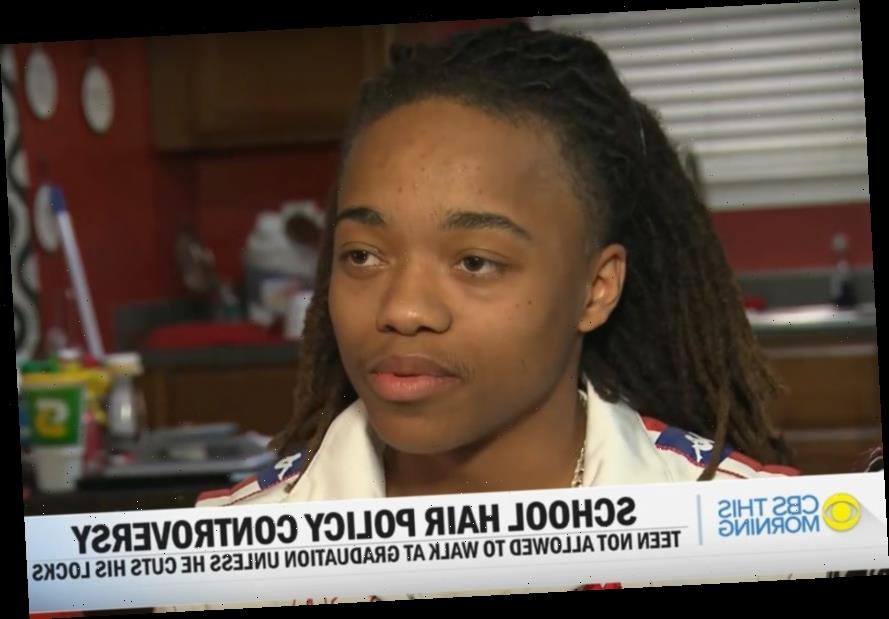Black Teen Allegedly Suspended For Refusing To Cut Off His Dreadlocks!