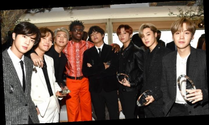 Lil Nas X and BTS to Team Up for Grammy Performance