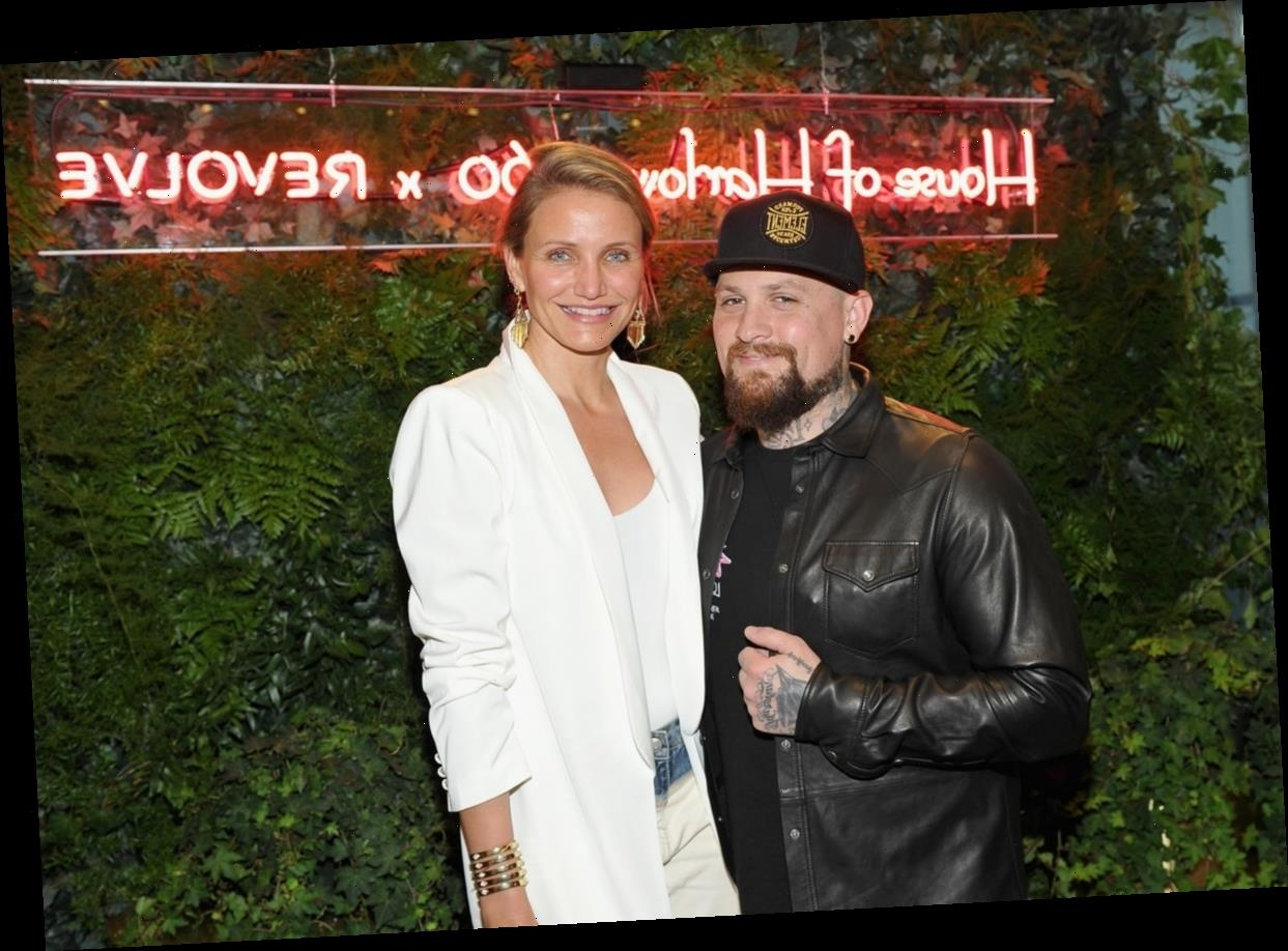 Cameron Diaz & Benji Madden Just Welcomed A Baby Girl With A Very Unique Name