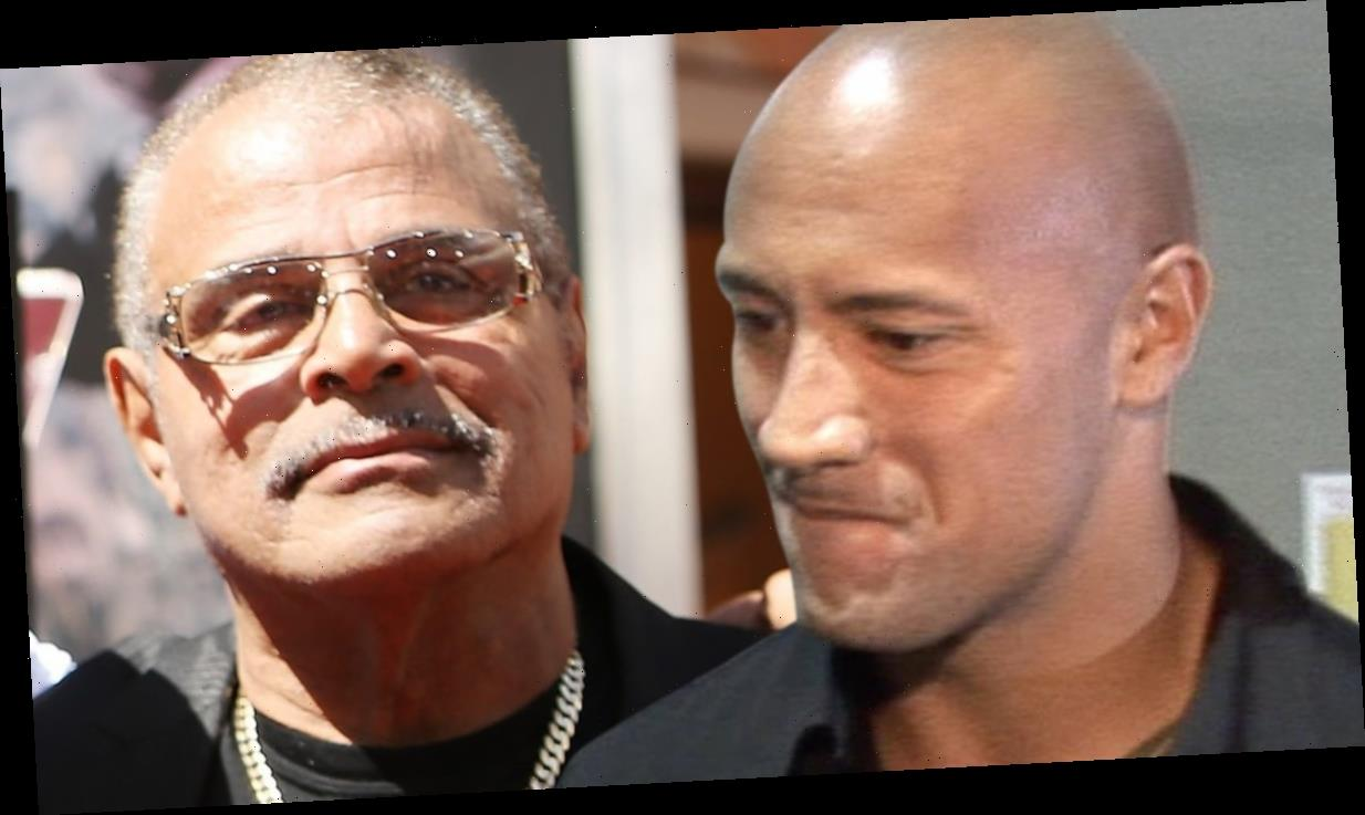 Dwayne 'The Rock' Johnson Posts Emotional Goodbye To Dad After Death, 'I'm In Pain'