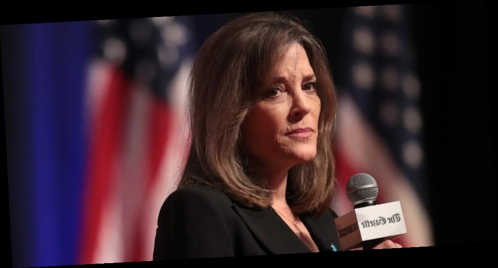 Marianne Williamson Drops Out of the 2020 Presidential Race