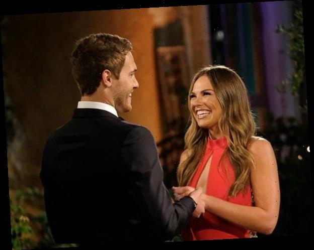 Peter Weber and Hannah Brown's Reunion Has Bachelor Nation Divided