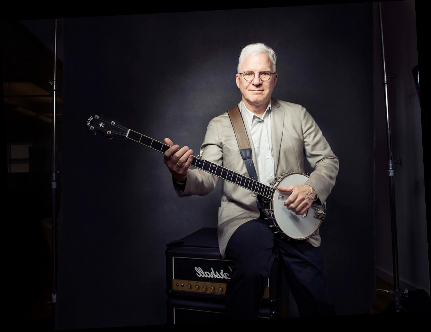 Steve Martin, Steep Canyon Rangers Woo a Lover With Dreams of 'California' in New Collab