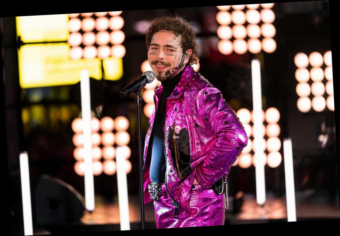 Post Malone Tapped to Play Super Bowl Weekend Show in Miami
