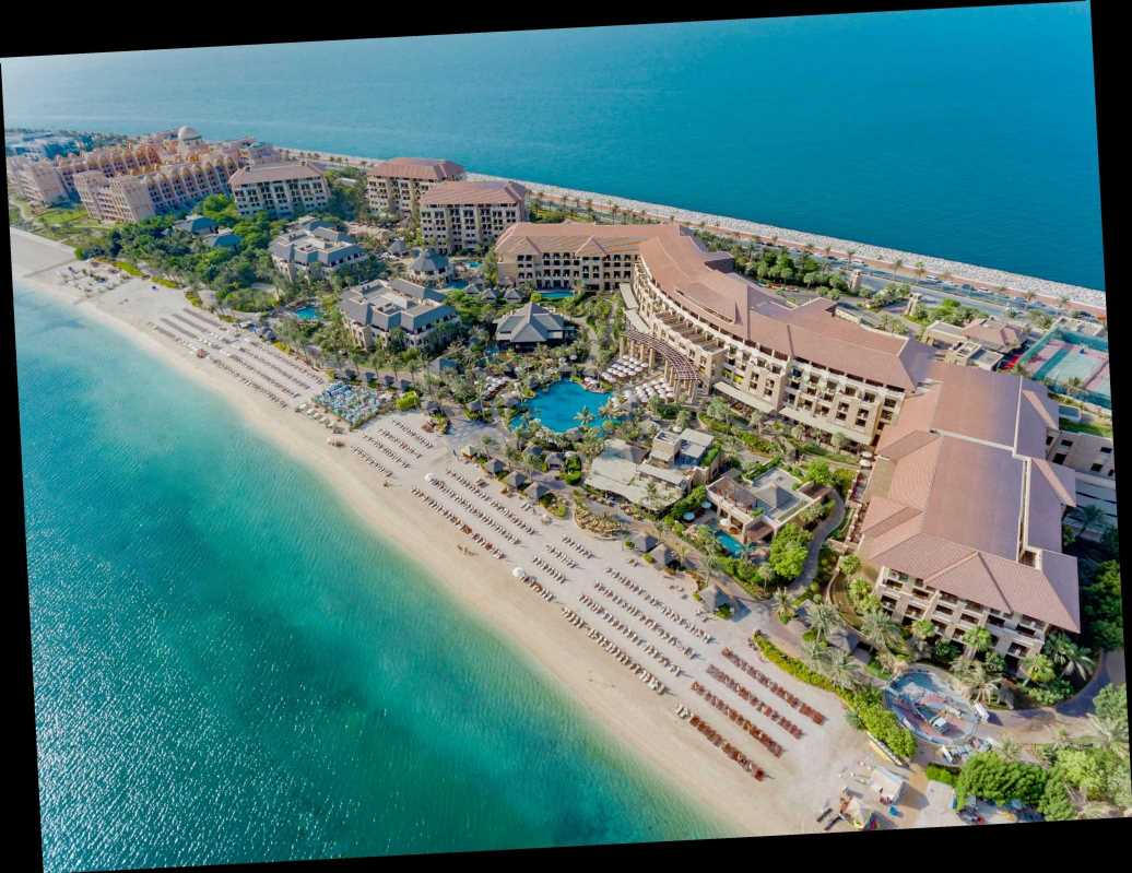 Sofitel Dubai The Palm holiday competition – terms and conditions