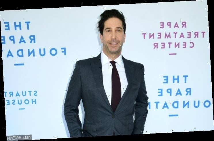 David Schwimmer on 'Friends' Reunion: I Just Don't Think It's Possible