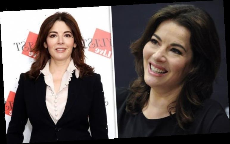 Nigella Lawson: 'I am not unhappy' Cook urges fans to 'not be alarmed' by new Twitter post