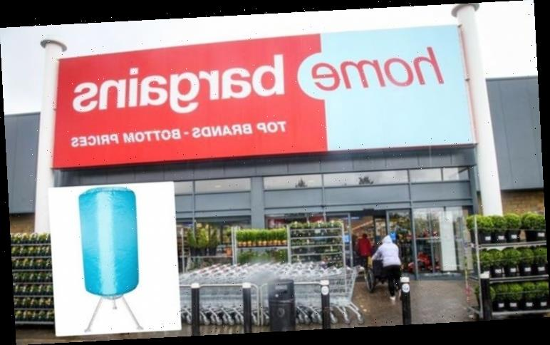 Home Bargains electric dryer sending fans 'crazy' is back in stock – how can you get one?