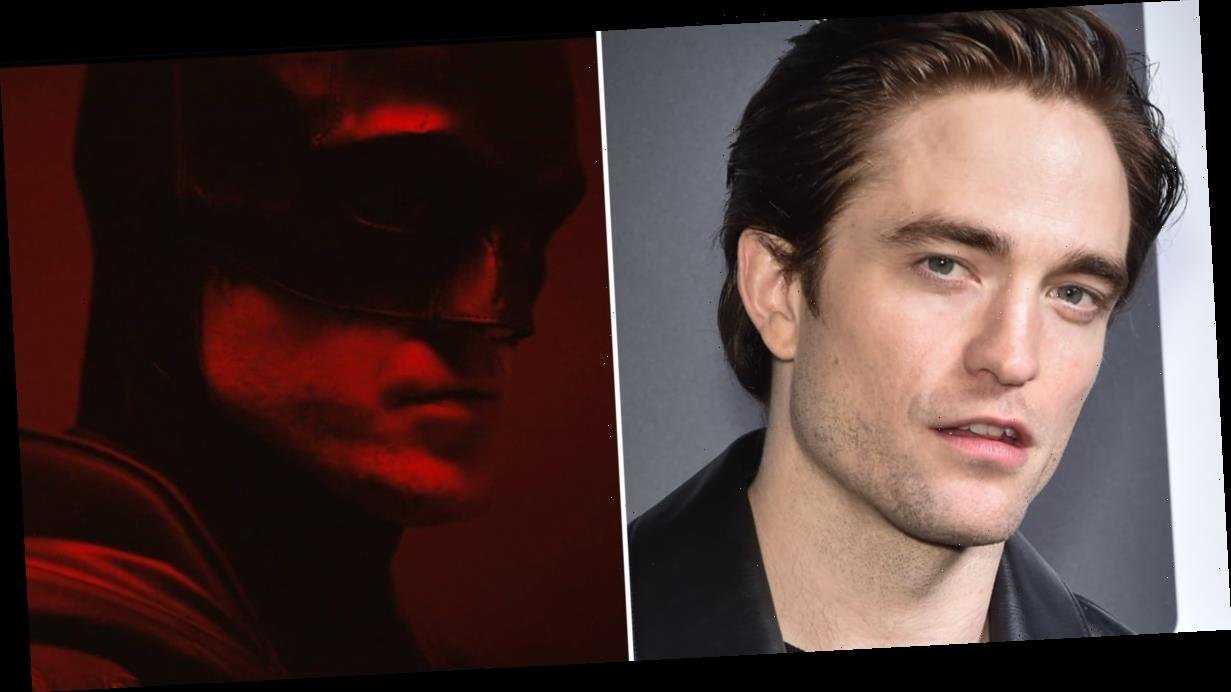 Take a Chilling First Look at Robert Pattinson in His Costume For The Batman