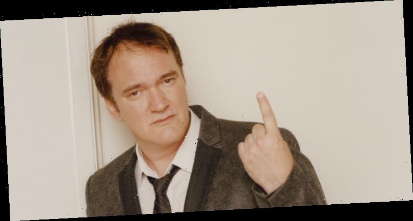 Quentin Tarantino's First Screenwriting Attempts Never Made It Past Page 30