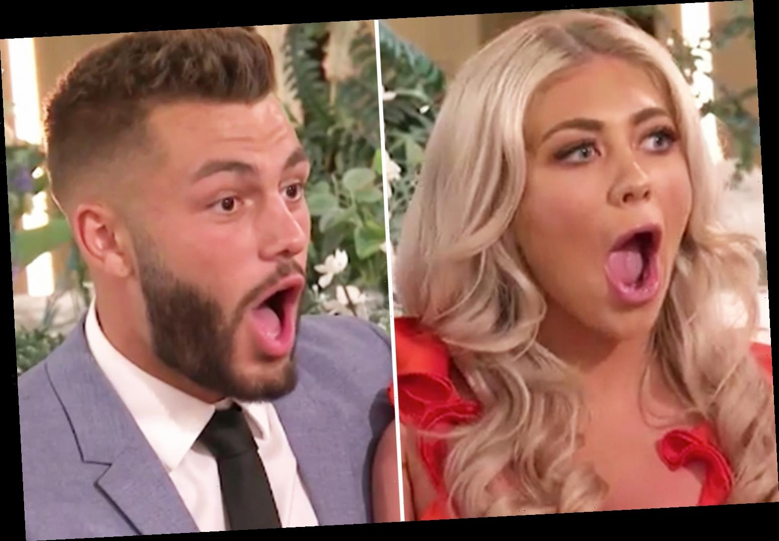 Love Island winner Finn says he can't wait for the 'full English breakfast' with Paige once they leave the villa – The Sun