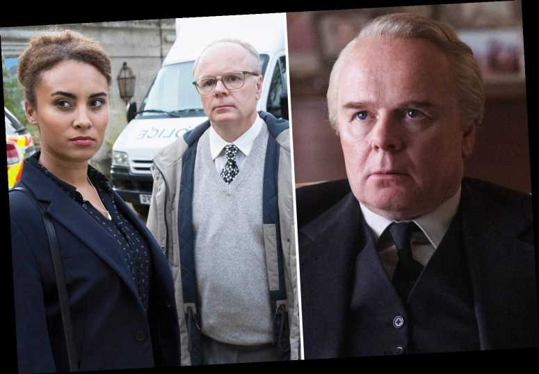 The Crown's Jason Watkins explains how Harold Wilson inspired detective alter ego in McDonald and Dodds