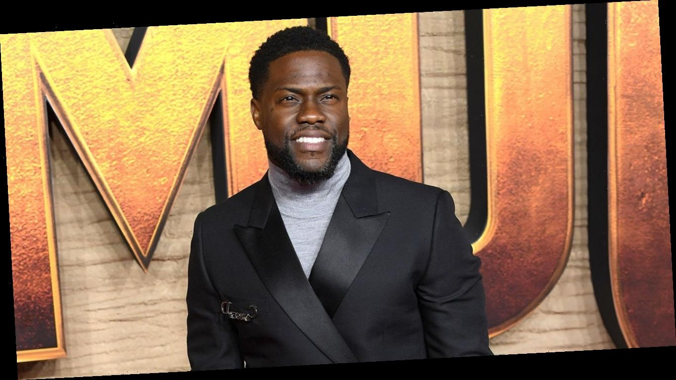 Kevin Hart 'Slowly But Surely' Getting in Shape After September Car Wreck