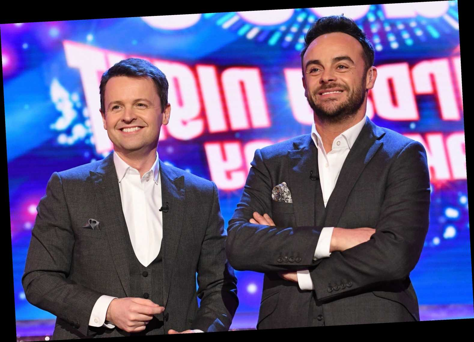 When is Ant & Dec's Saturday Night Takeaway on ITV tonight? – The Sun