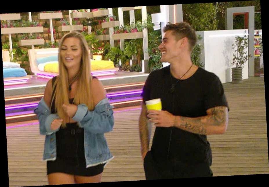Love Island's Shaughna DID flirt with Luke M – but he thought it was a joke and never fancied her – The Sun