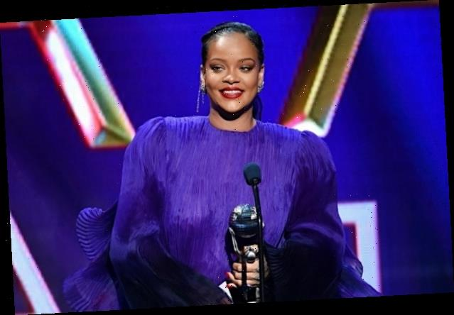 Watch Rihanna's Image Awards Speech: 'We Can Fix This World Together'