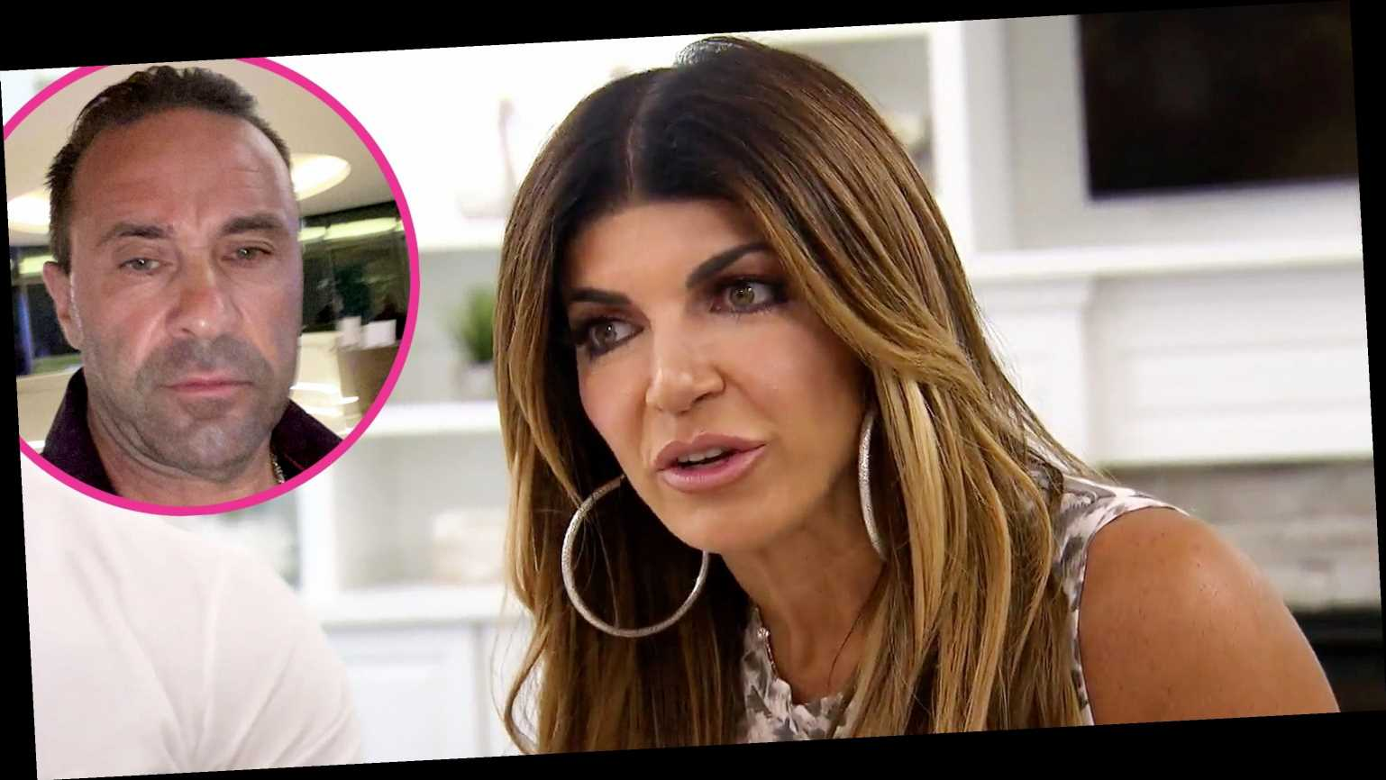 Teresa Giudice Believes Joe Cheated on Her, Found His 2nd Cell Phone