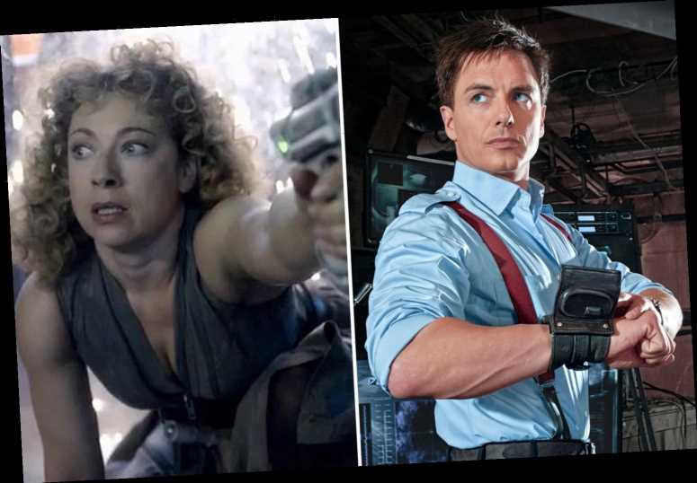 Doctor Who legends Captain Jack Harkness and River Song to finally meet in spin-off series – The Sun