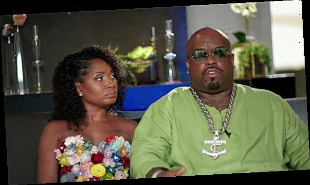 'Marriage Boot Camp': CeeLo Blames His Fiancee For His Disrespectful Behavior — Watch
