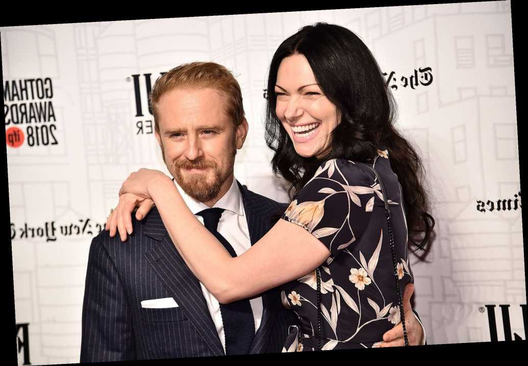 Laura Prepon gives birth to second child with husband Ben Foster