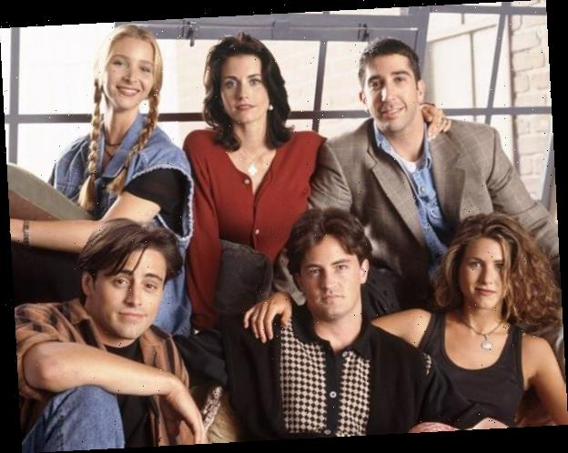 Courteney Cox Says the Friends Reunion Will Be Fantastic