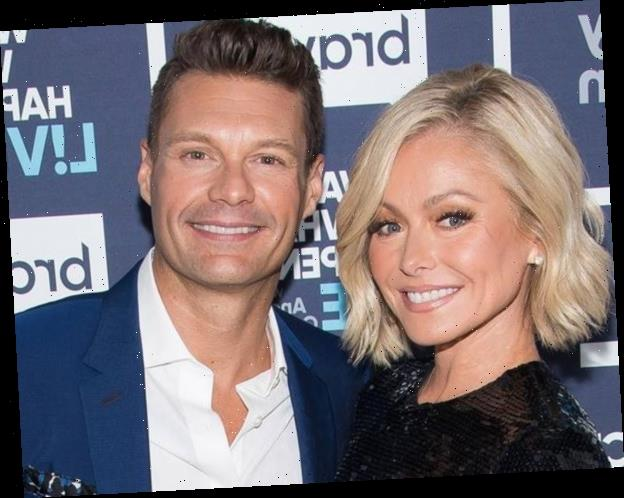 Kelly Ripa & Ryan Seacrest Are Making a TV Show About Their Friendship