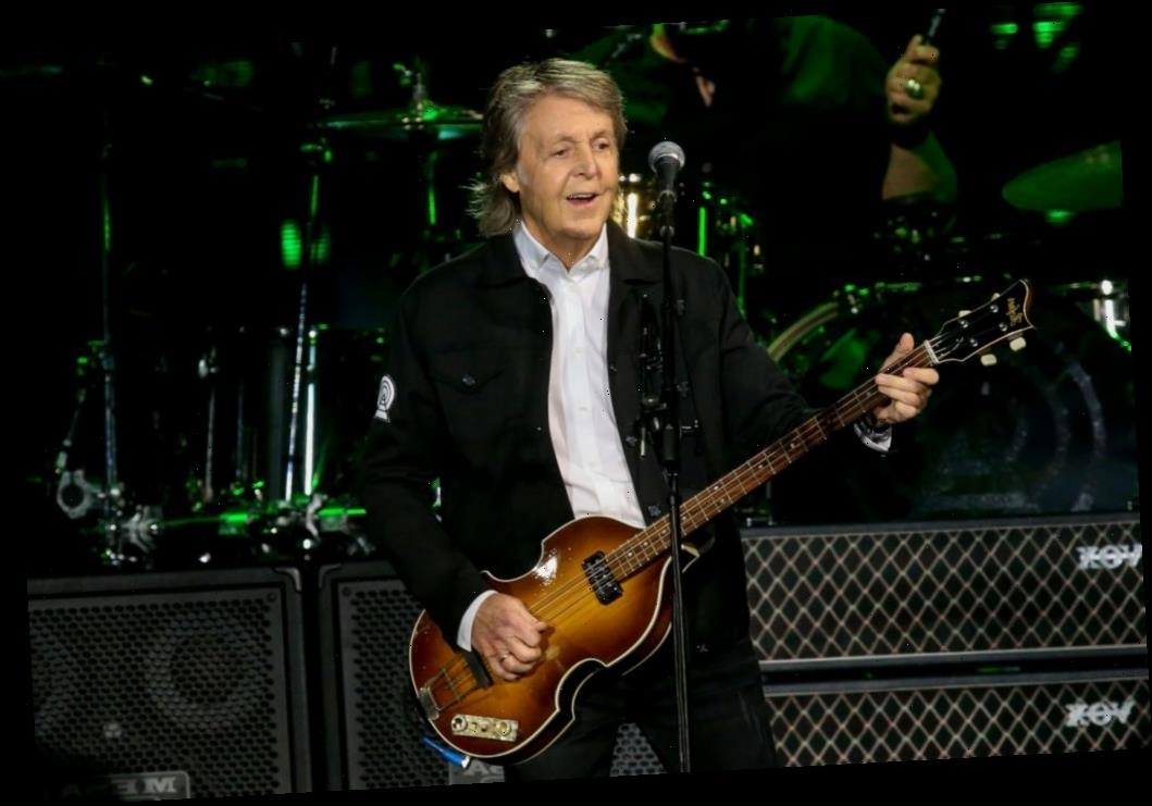 Paul McCartney Career-Spanning Documentary In The Works, 12 Years In The Making