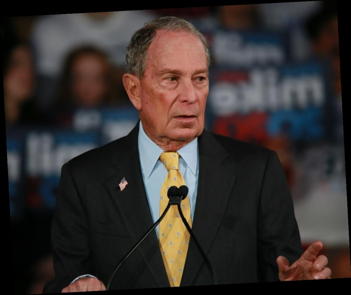 Mike Bloomberg released three of his victims from his company's NDAs