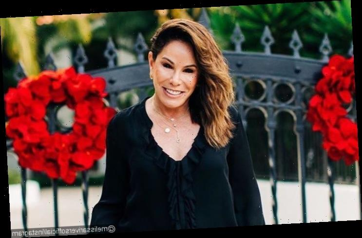 Melissa Rivers Injures Her Leg in Ski Accident