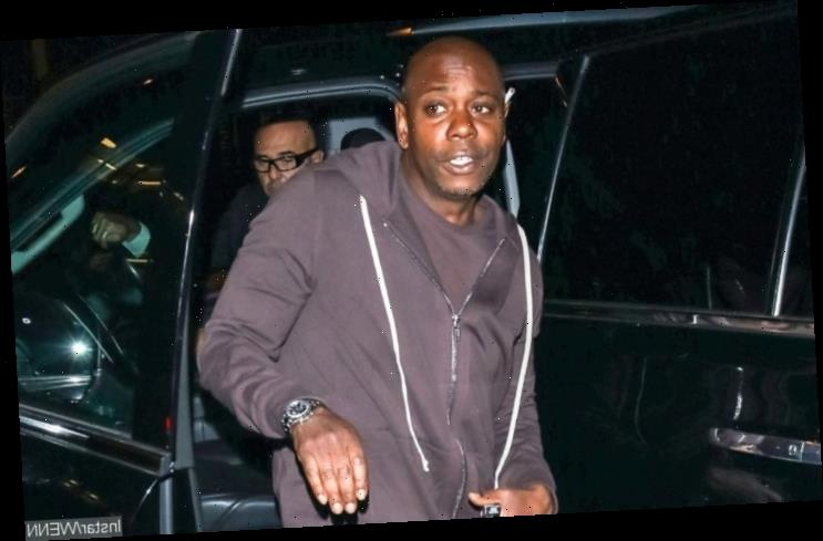 Dave Chappelle's Rep Clarifies Reports of Fatal Shooting at His Home