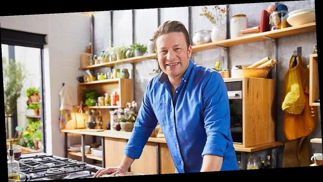 Jamie Oliver shares two-ingredient pasta recipe – and you can make it in minutes
