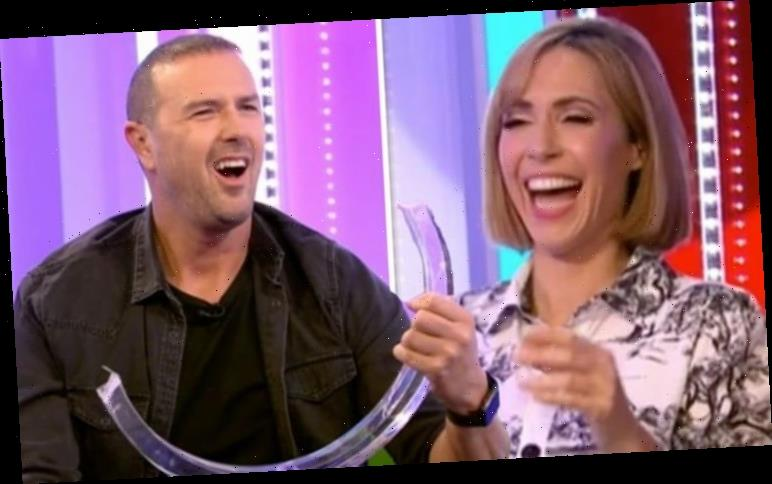 The One Show in chaos as Paddy McGuinness tears up setduringBrexit rant