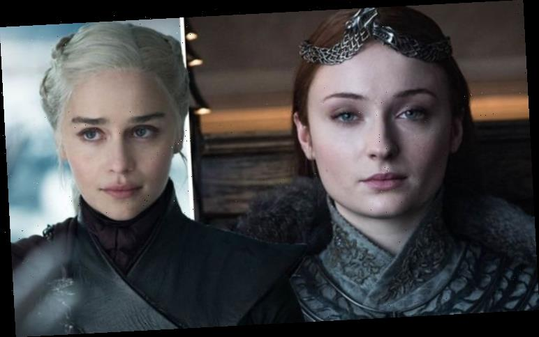 Game of Thrones: Sophie Turner hints at alternative ending for Sansa and Daenerys