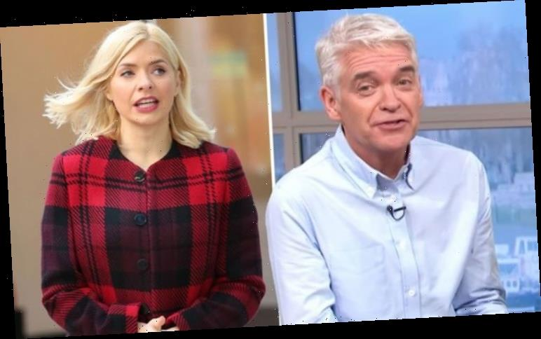 Holly Willoughby and Phillip Schofield 'worried' as boss stays home amid coronavirus fears