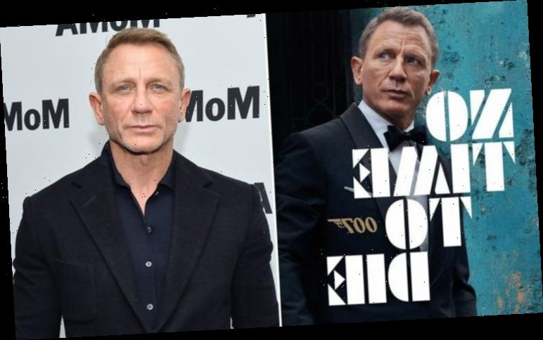 Daniel Craig admits he NEVER dreamed of being James Bond but wanted to be THIS superhero