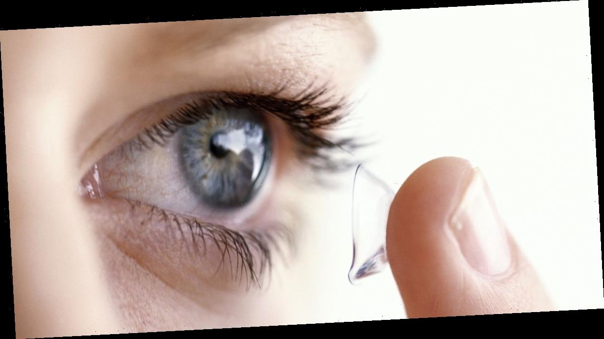 Dr Miriam Stoppard – Contact lenses raise your risk of suffering sight loss