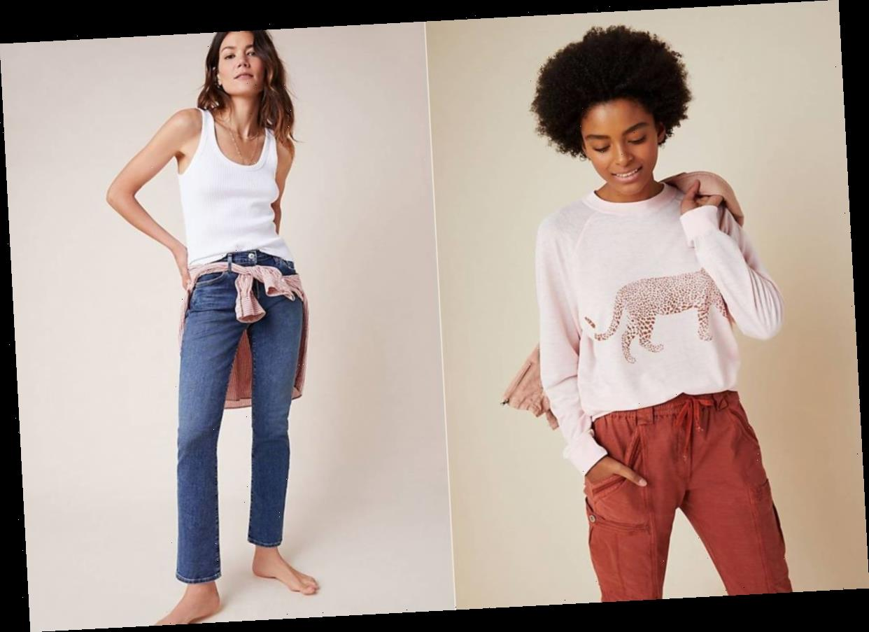 Anthropologie Is Having a 20% Off Sitewide Sale — This Weekend Only!