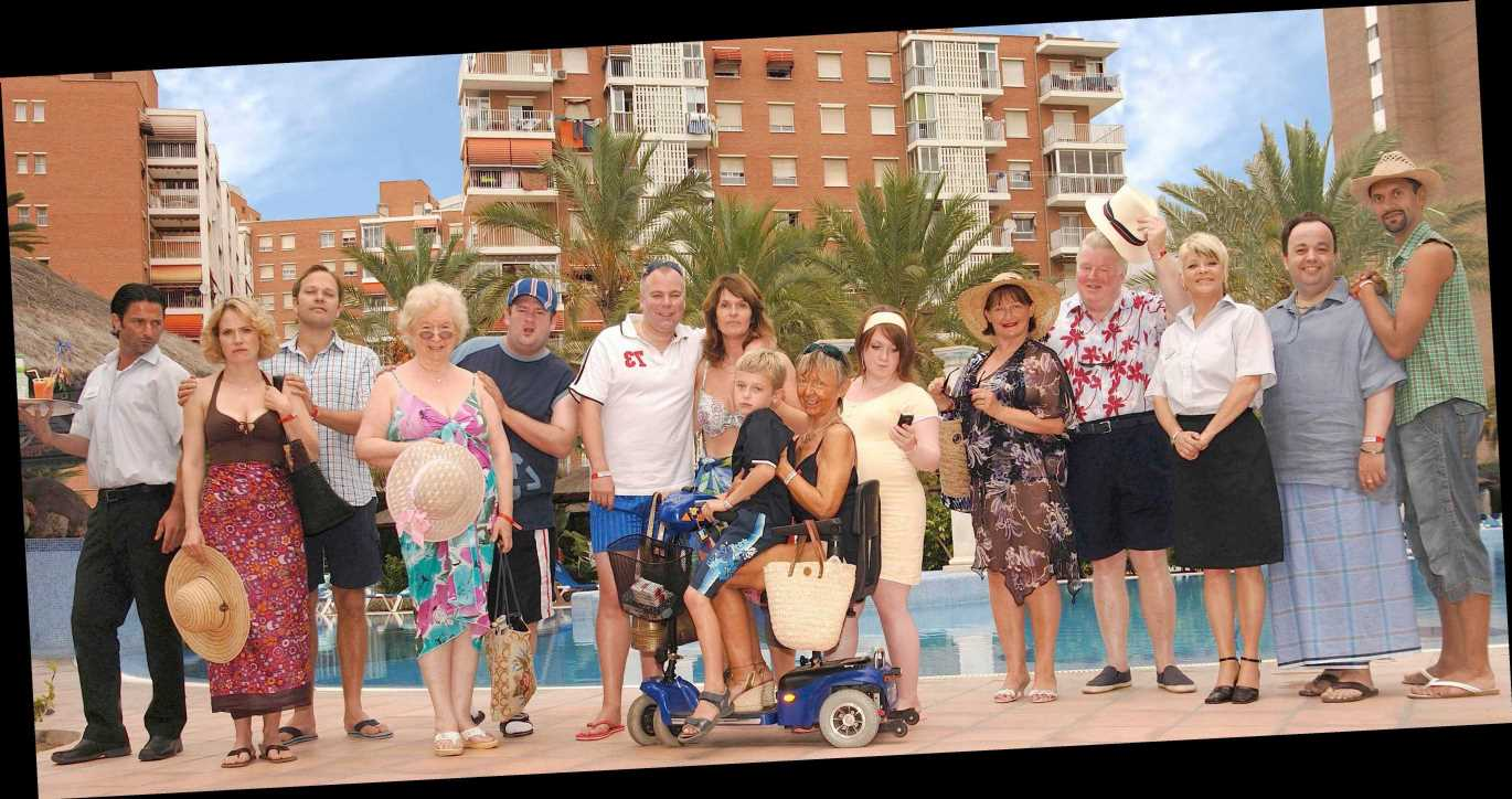 Benidorm film cancelled as creator quits television to open a theme bar in Spanish resort – The Sun