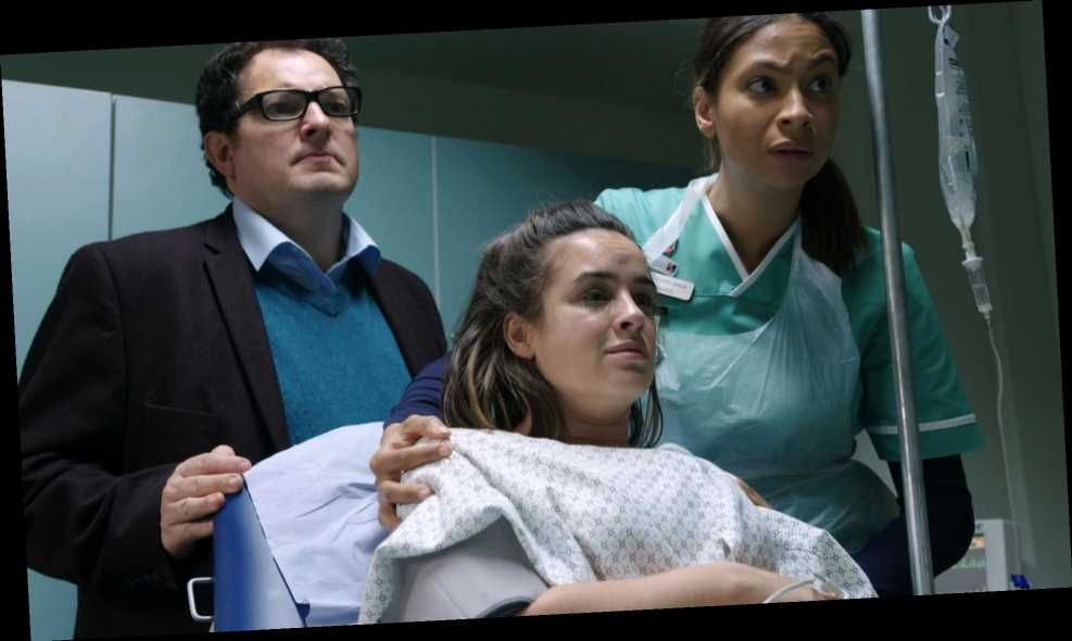 Corrie's Georgia May Foote joins Doctors for the special 20th anniversary episode – The Sun