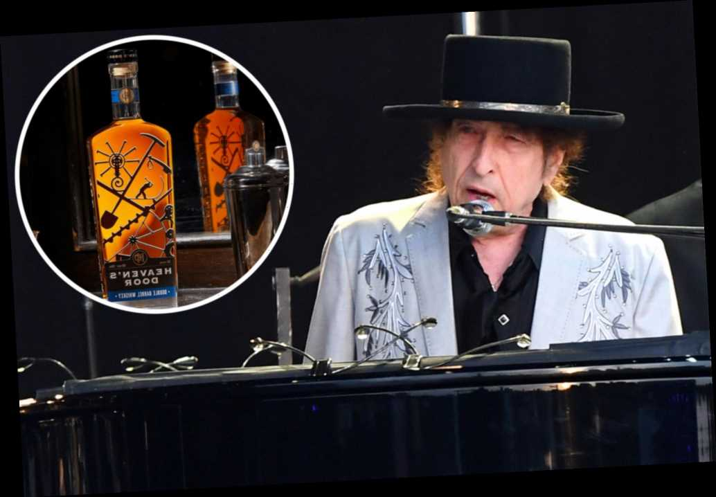 Bob Dylan sends 'Girl from the North Country' cast 30 bottles of his whiskey
