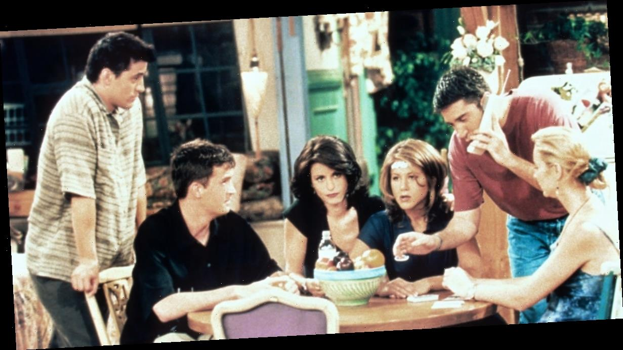 Production For the Friends Reunion Has Been Pushed Back Due to Coronavirus Concerns