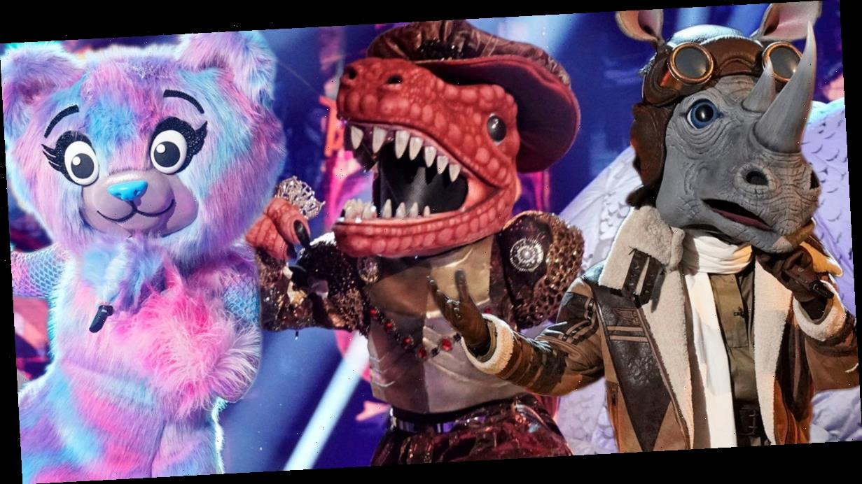 The World Was Not Ready for That Jaw-Dropping Masked Singer Reveal — Wha-Huh?!