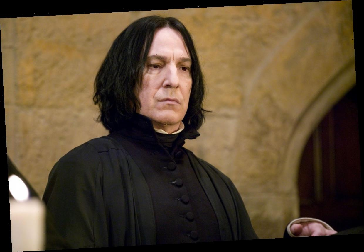 4 'Harry Potter' Reddit Theories About Snape That Will Make You Rethink Everything