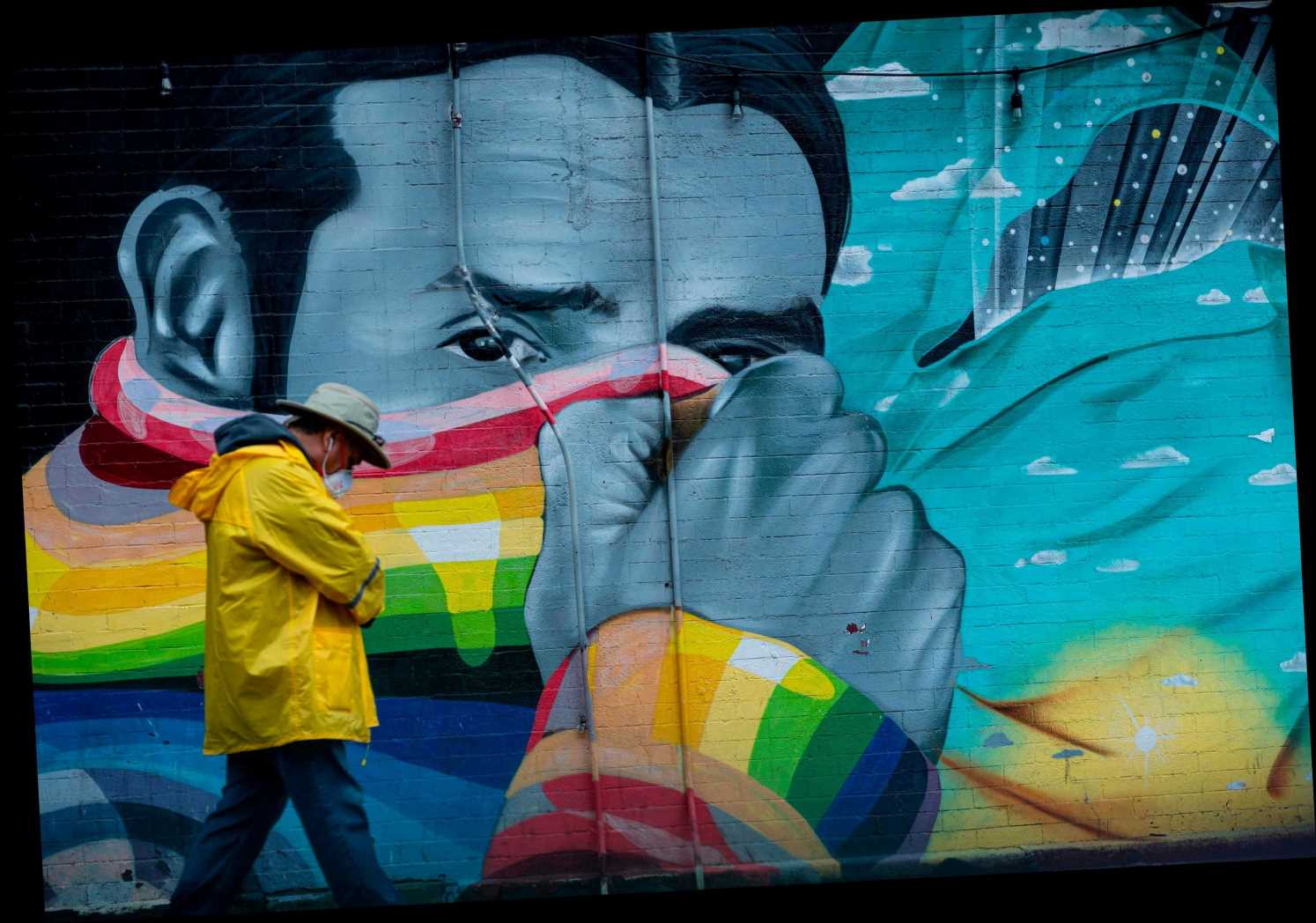 New York's LGBTQ Community Sees COVID-19 And AIDS Parallels, Contrasts