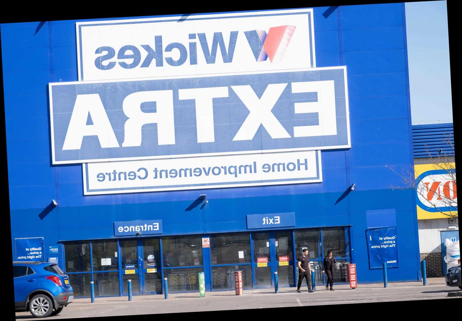 Is Wickes open today? Coronavirus lockdown opening hours and advice