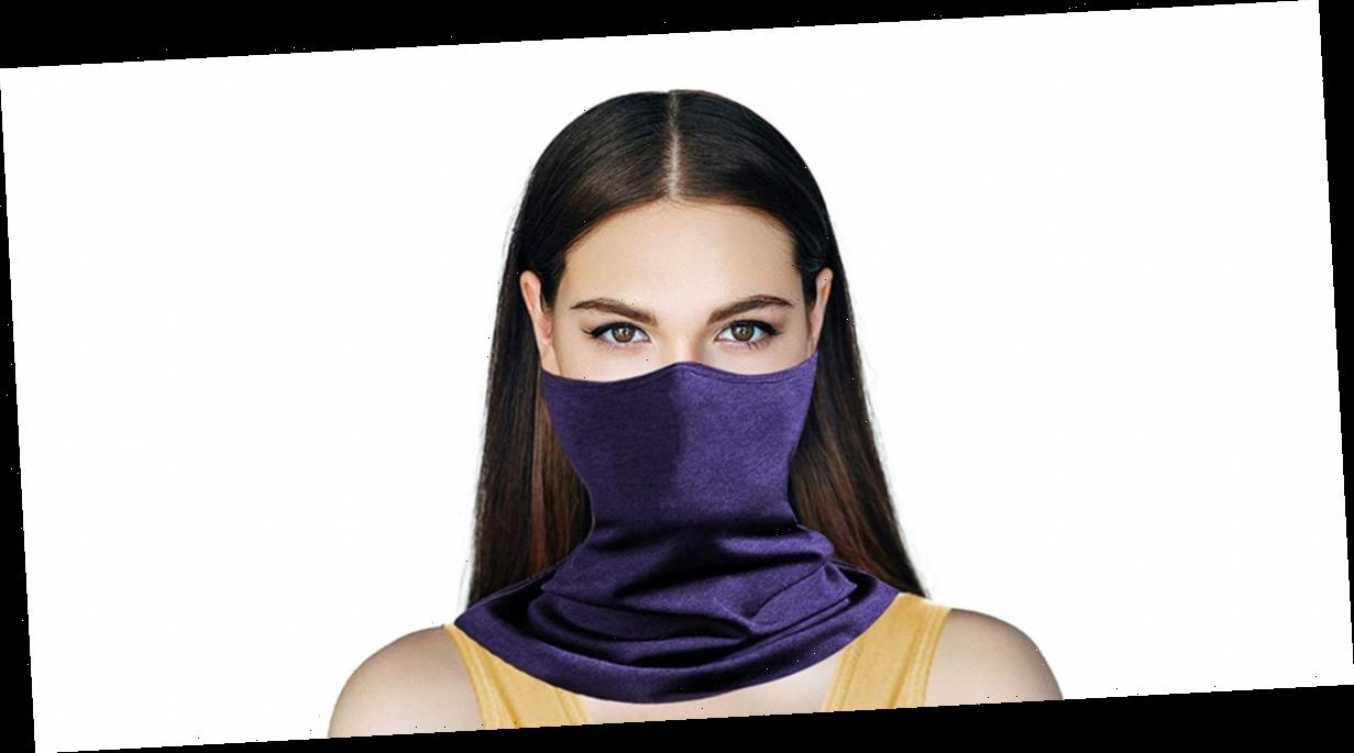 This 2-Pack of Face Shields Comes With 10 Activated Carbon Filters
