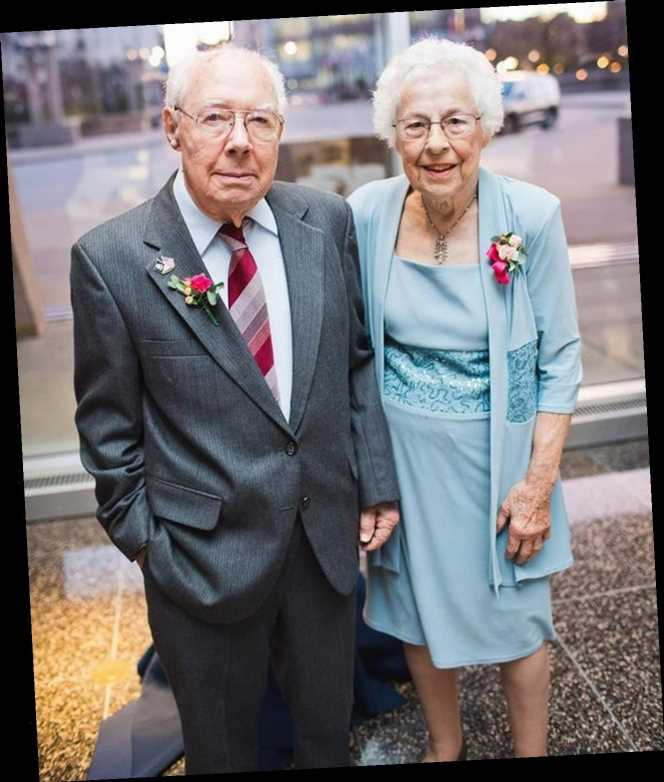 Husband and Wife Whose Love Story Started During WWII Die Within Hours of Each Other